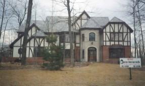 Milwaukeeという地域の家