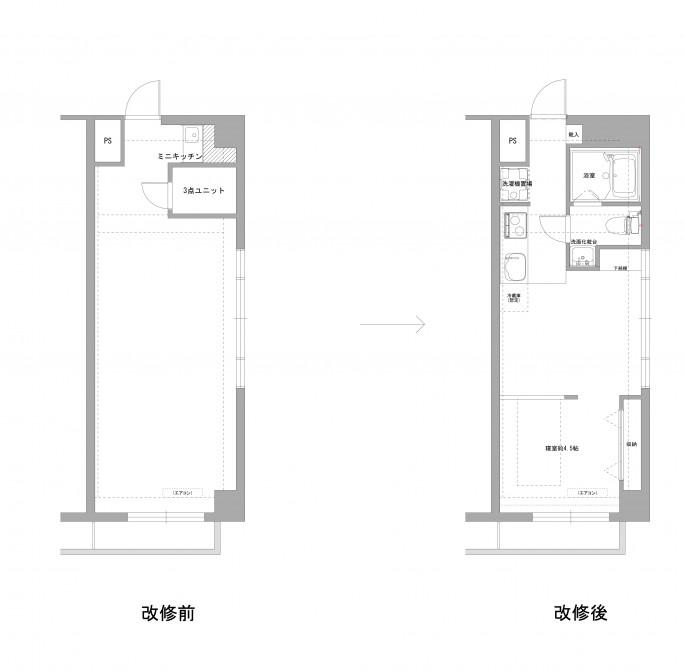 高田馬場ダイカンプラザ改修計画 広告用 [更新済み]