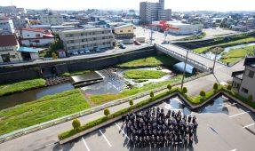 ヤマムラ創業50周年式典